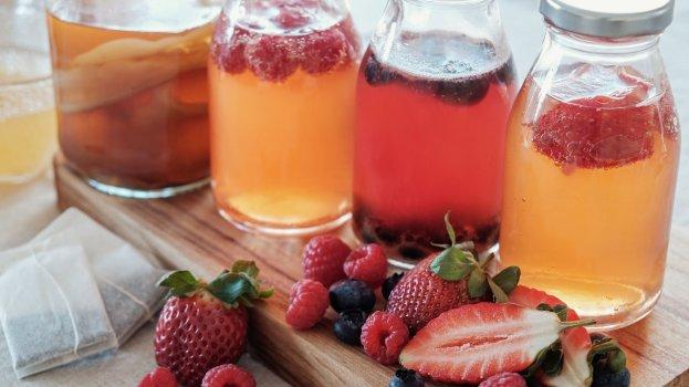 Kombucha de Frutas