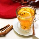 Chá Branco com Laranja, Manjericão e Cravo