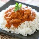 Frango ao Molho Curry