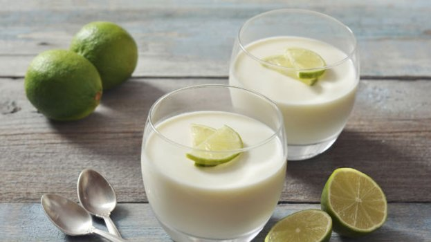 Mousse de Limão sem Gelatina