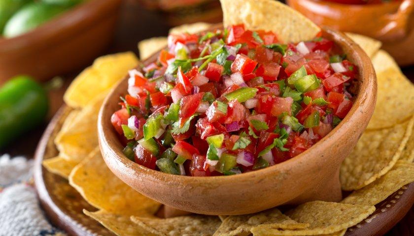 Salsa Mexicana Pico de Gallo