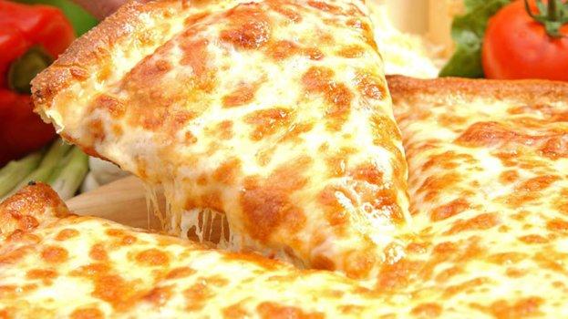 Pizza Pan 4 Queijos