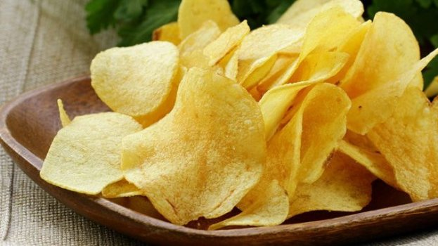 Chips de Batata na Air Fryer