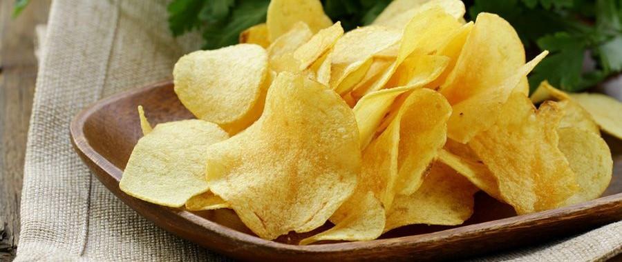 Receita de Chips de Batata na Air Fryer - CyberCook