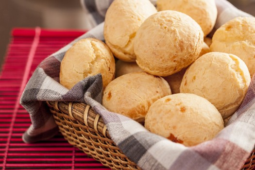 Pão de Queijo Especial (sem ovos)