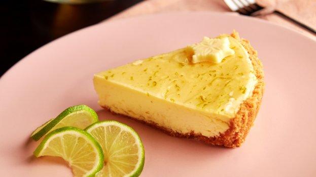 Torta de Limão Sem Açúcar