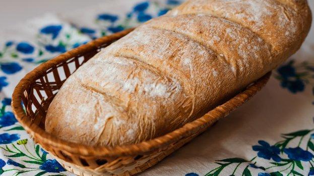 Pão caseiro/CyberCook