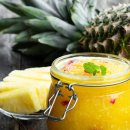 Chutney de abacaxi