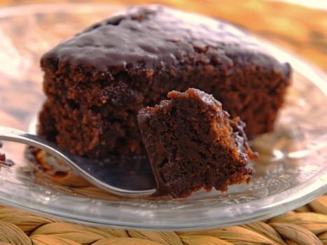 Receita de Bolo de Chocolate | CyberCook