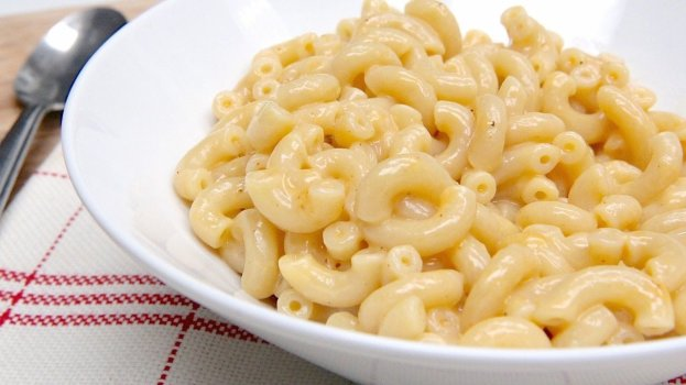 Mac n Cheese de Microondas