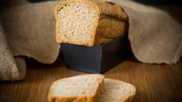 Pão Integral de Iogurte