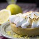 Torta de Limão com Bolacha Maizena