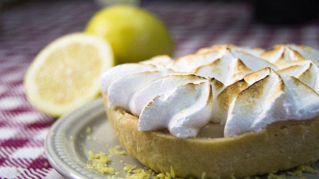 Torta de limão com bolacha maizena/CyberCook