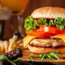 Hambúrguer de Linguiça