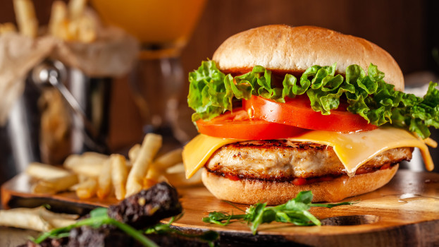 hambúrguer de linguiça/cybercook