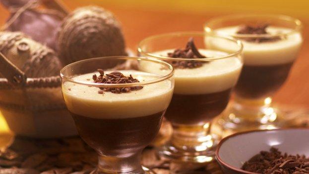 Mousse Dois Chocolates