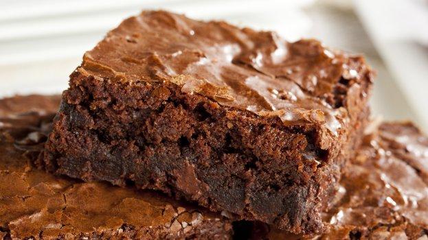 Brownie Low Carb com Batata Doce