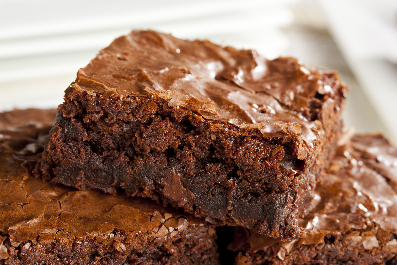 Resultado de imagem para brownie batata doce