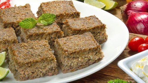 Quibe Low Carb com Quinoa