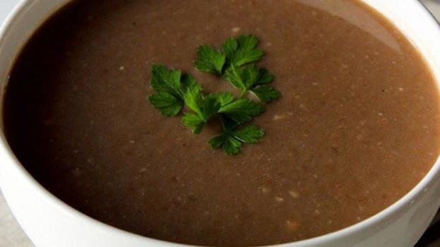 Sopa Low Carb de Feijão