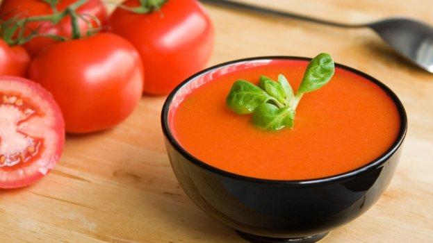 Sopa Low Carb de Tomate