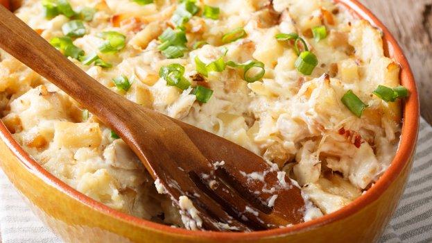 Bacalhau Cremoso com Batatas