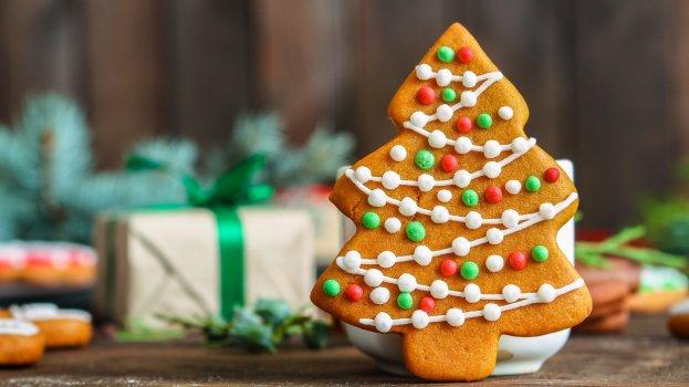 Bolacha de Natal