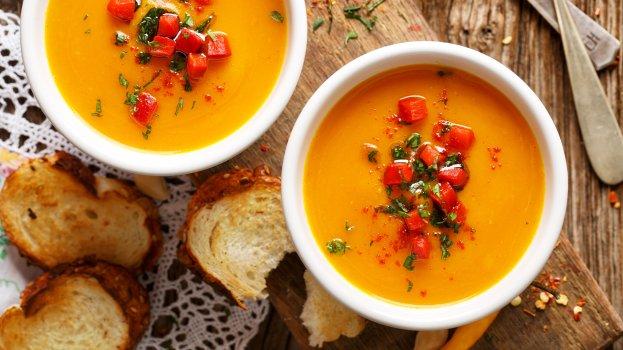 Sopa Creme de Moranga