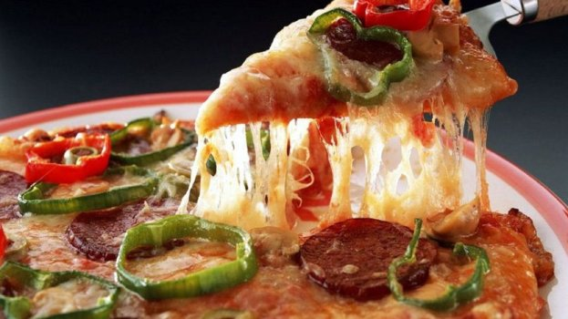 Pizza Low Carb Com Massa De Panqueca