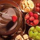 Fondue de Chocolate ao Marula