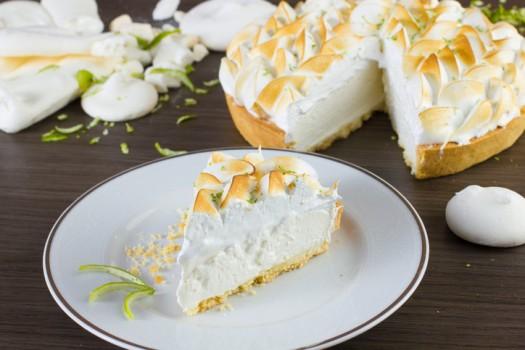 Torta de Limão   CyberCook