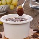 Fondue de Chocolate sem Açúcar