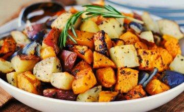 Receita De Legumes Crocantes Na Air Fryer Cybercook