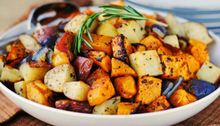 Legumes Crocantes na Air Fryer