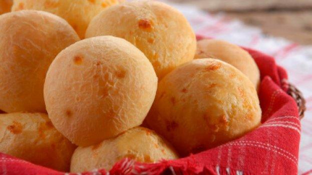 Pão de Queijo Fácil Igualzinho ao Original