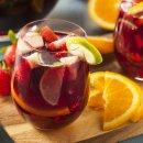 Ponche de Frutas com Chamapanhe
