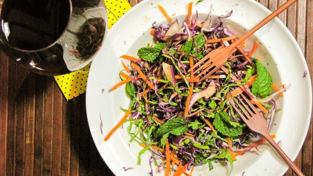 Salada Sabor com Amor