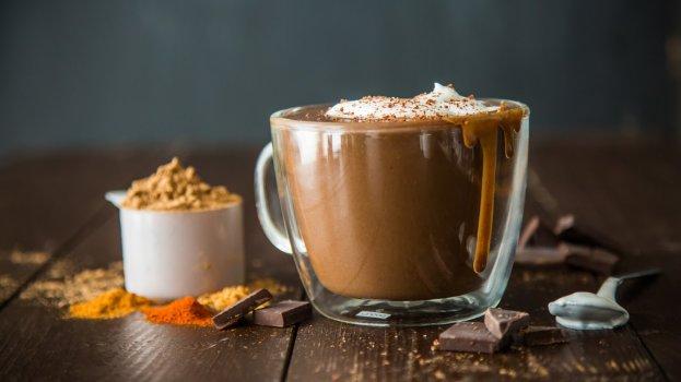 Chocolate Quente Aromático