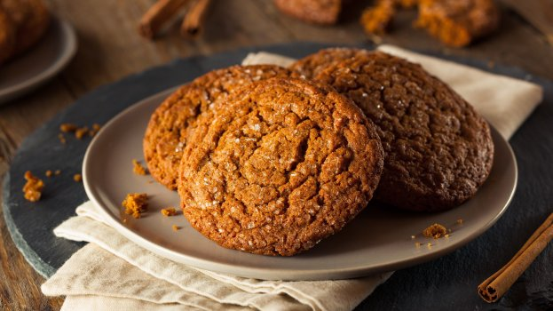 Cookie de Nozes Sem Gluten e Sem Lactose