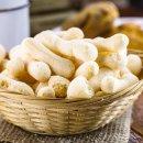 Biscoito de Mandioca e Polvilho Vegano (sem Ovos e sem Leite)