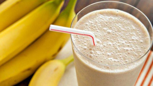 Vitamina de Banana Vegana