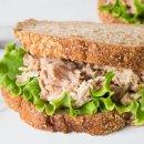 Sanduíche Proteico de Atum