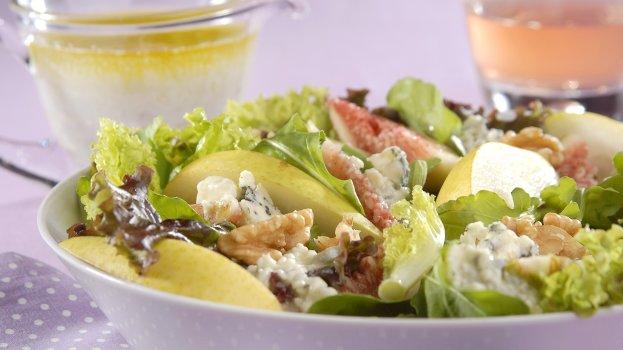 Salada Mediterrânea de Gorgonzola