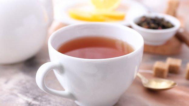 Chá Delicioso de Mate e Gengibre