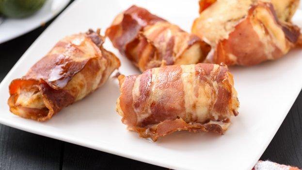 Frango com Bacon na AirFryer