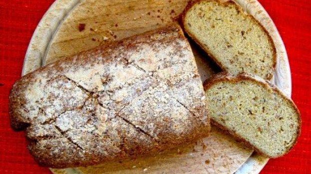Pão de Linhaça Light