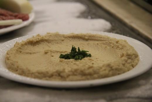 Pasta Homus do Arabesco   Luzia Teles