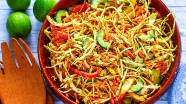 Salada Thai Picante