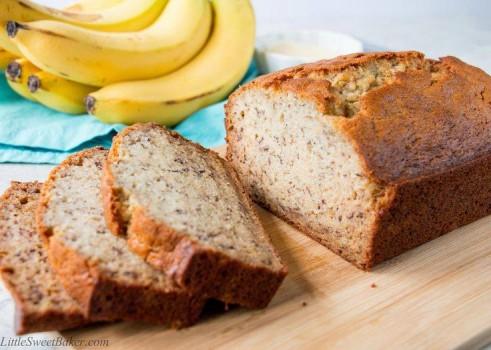 Pão Integral de Banana | CyberCook