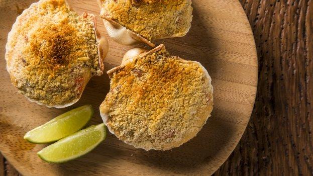 Casquinha Deliciosa de Atum